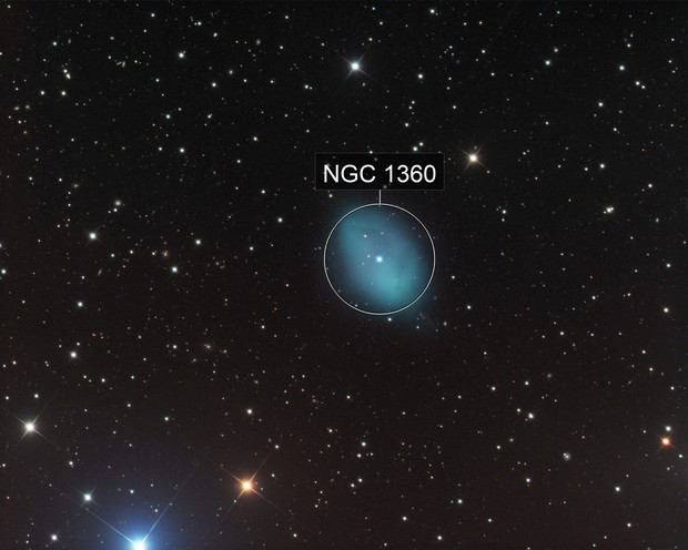 Robin's Egg nebula