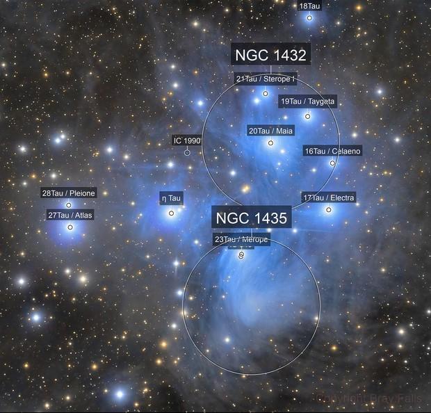 The Pleiades: M45