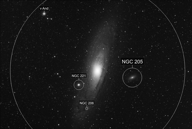 m31 test in 600s