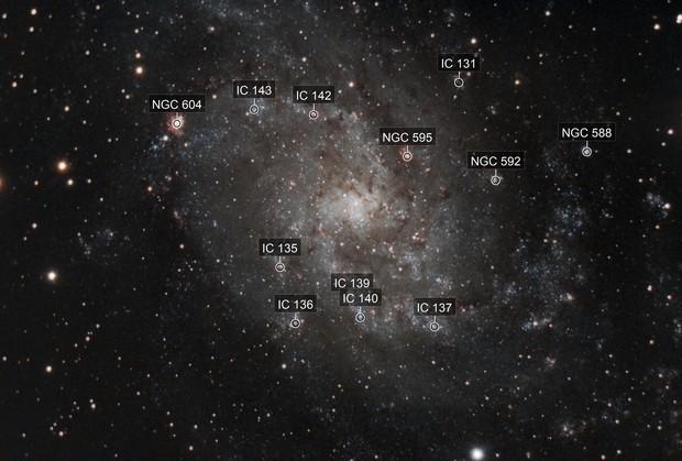 M33 - Triangulum Galaxy (Version 2)