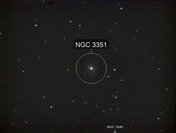M95 / NGC 3351 / NGC 3345 : Double Star System