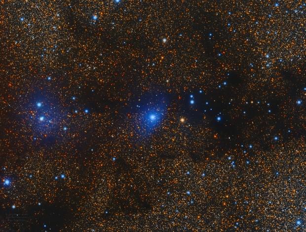 Vdb 126 Vulpecula Reflection Nebula