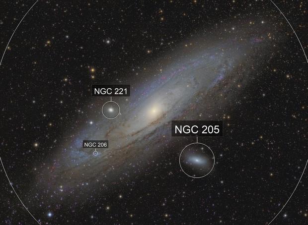M 31 AZEQ 6 & EQM 35