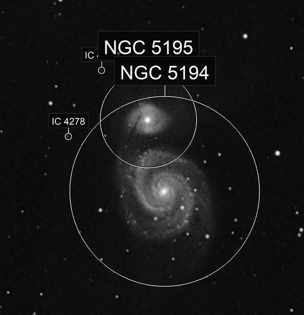 M51 in Near Infrared
