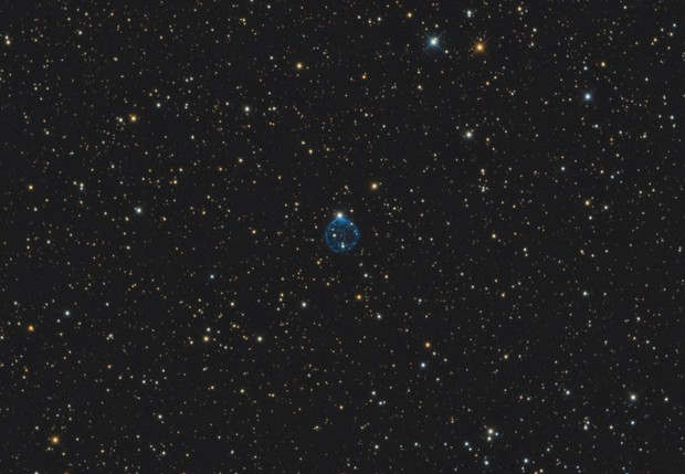 Kronberger 61 (Kn 61) / Soccer Ball Nebula