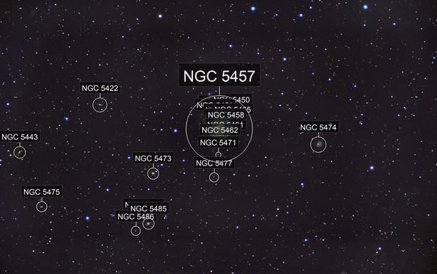 M101 Wide Field