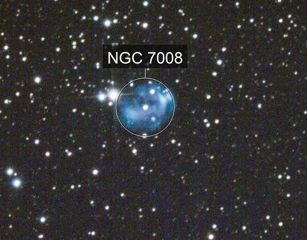 NGC7008 - 11.5 minutes