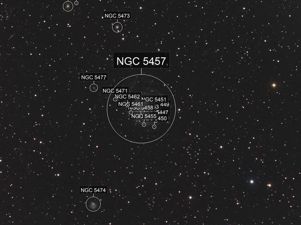 M101 with Samyang 135