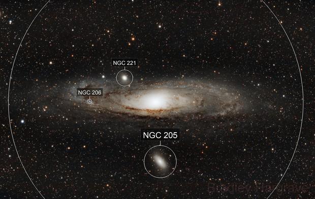 Andromeda CLS DSLR