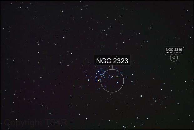 NGC 2323_ Messier 50