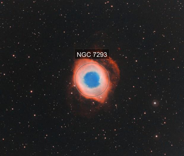 Helix Nebula NGC7293