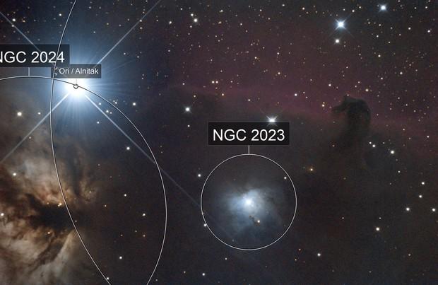 IC434 - Horsehead Nebula |