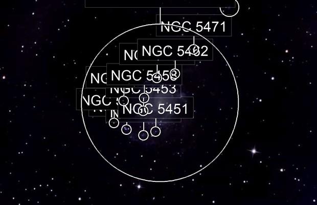Messier 101 The Pinwheel Galaxy