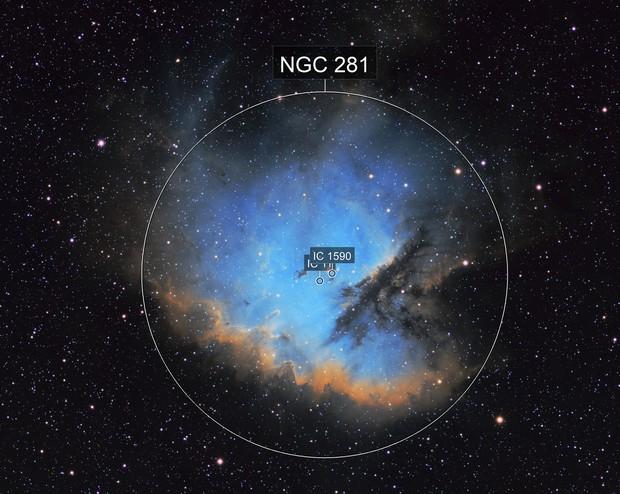 rockstarbill's CloudyNights PacMan Nebula -- SHO