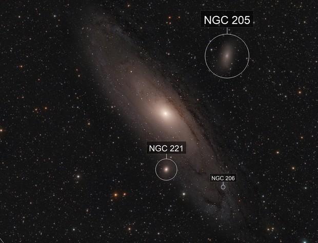 The Wonderful Andromeda Galaxy