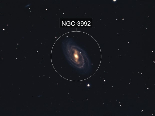 M109 in Ursa Major