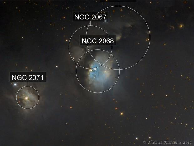 Messier 78 LRGB