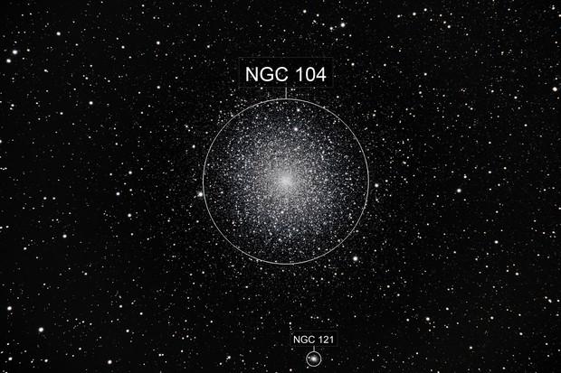 NGC 104 / Tuc 47