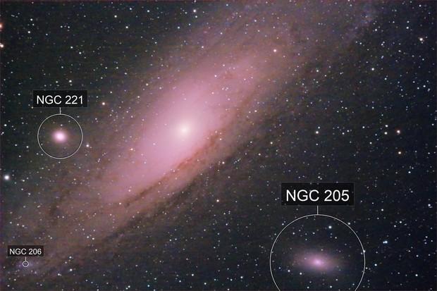 M31 reprocessed Core