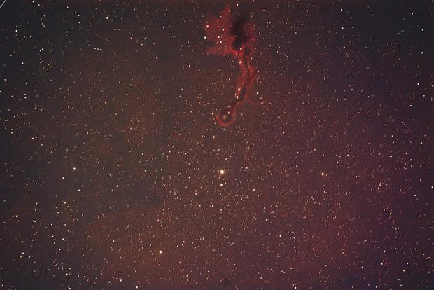 IC 1396 the Elephant's Trunk Nebula