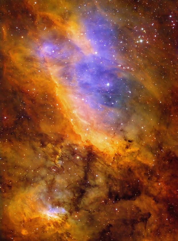 de vliegende Hollander - IC 4628