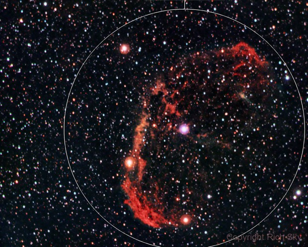 NGC 6888 - The Crescent