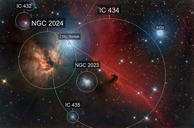 HorseHead Nebula - B 33