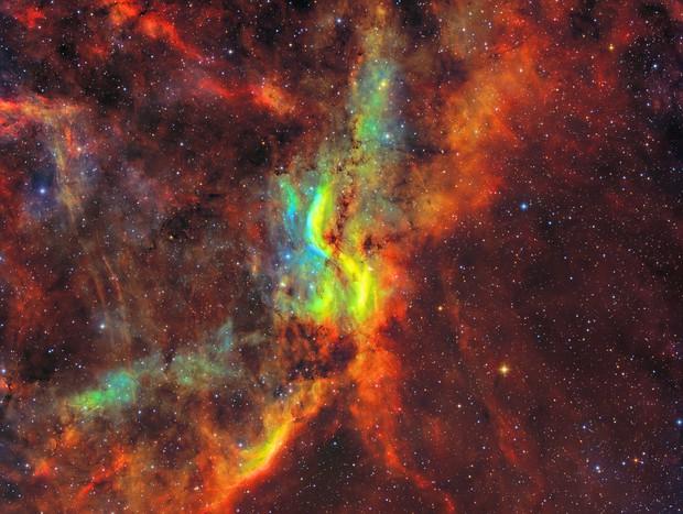DWB111 - Propeller Nebula in Cygnus