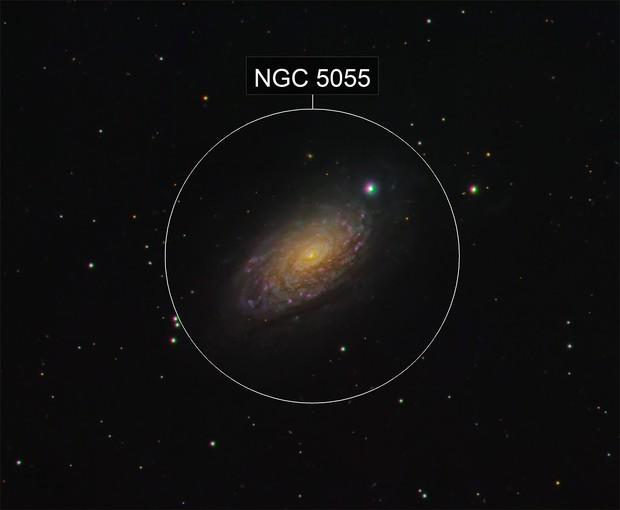 M63 (Sunflower Galaxy)