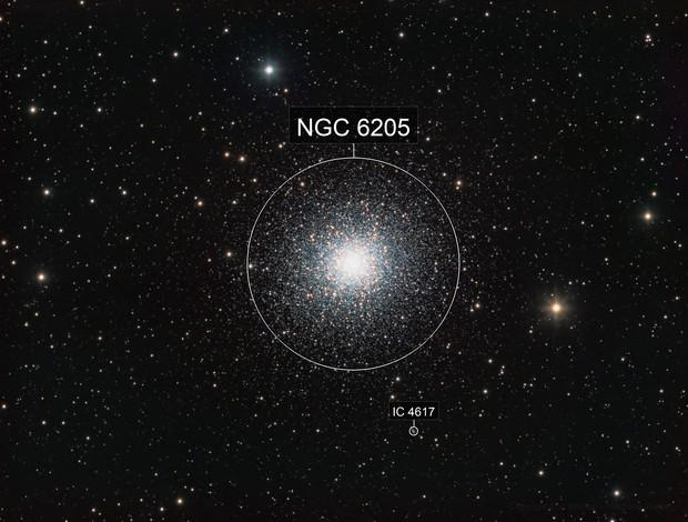Messier 13 Globular Cluster