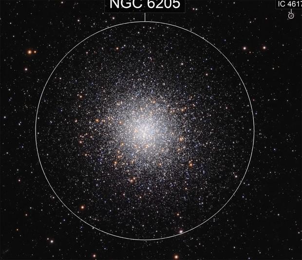 M13 (Hercules Globular Cluster)