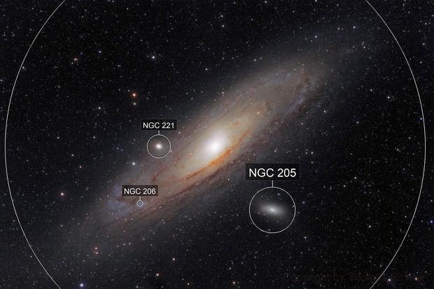 Andromeda Galaxy - M31 - DSLR