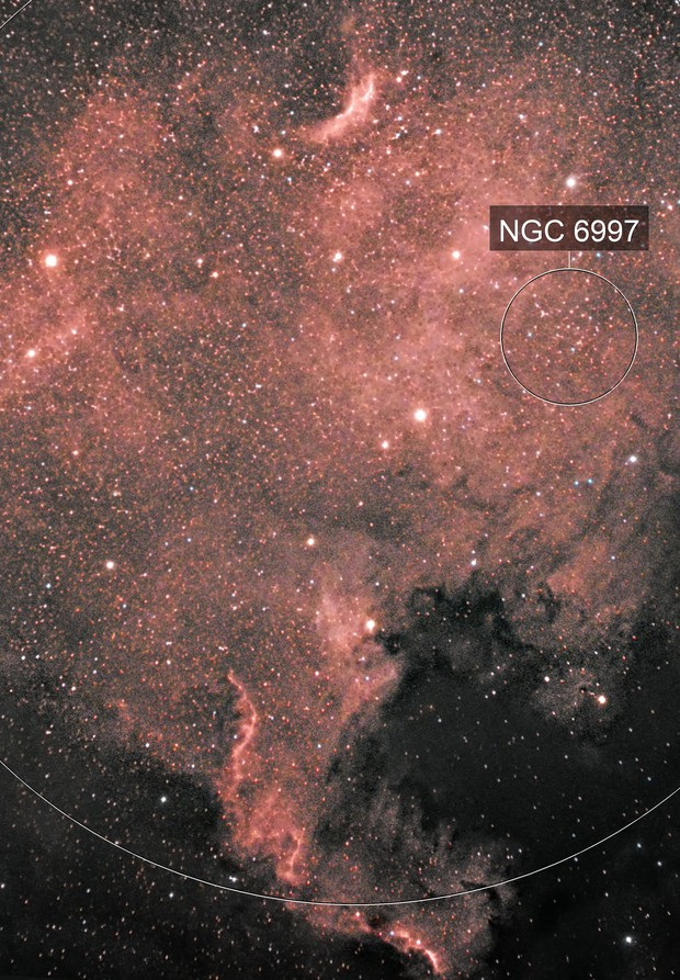 NGC 7000 HaRGB