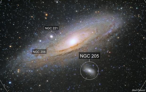 Andromeda (M31)