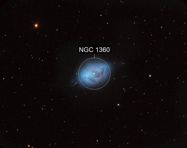NGC 1360 (Robin's Egg Nebula)