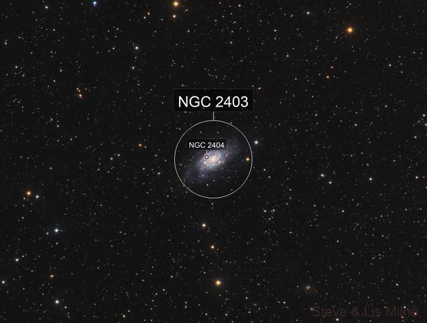 NGC 2403 Widefield