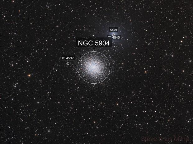 M5 - Globular Cluster in Serpens