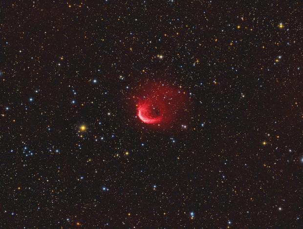 SH2-188 The Dolphin Nebula