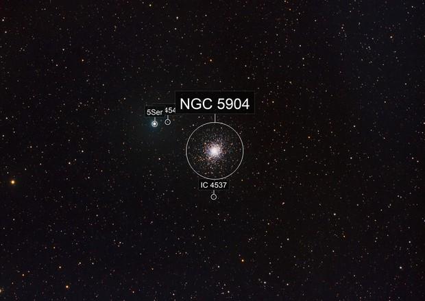 M5 ammasso globulare