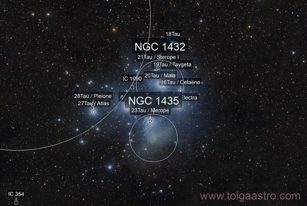 Pleiades ASI071 beta test