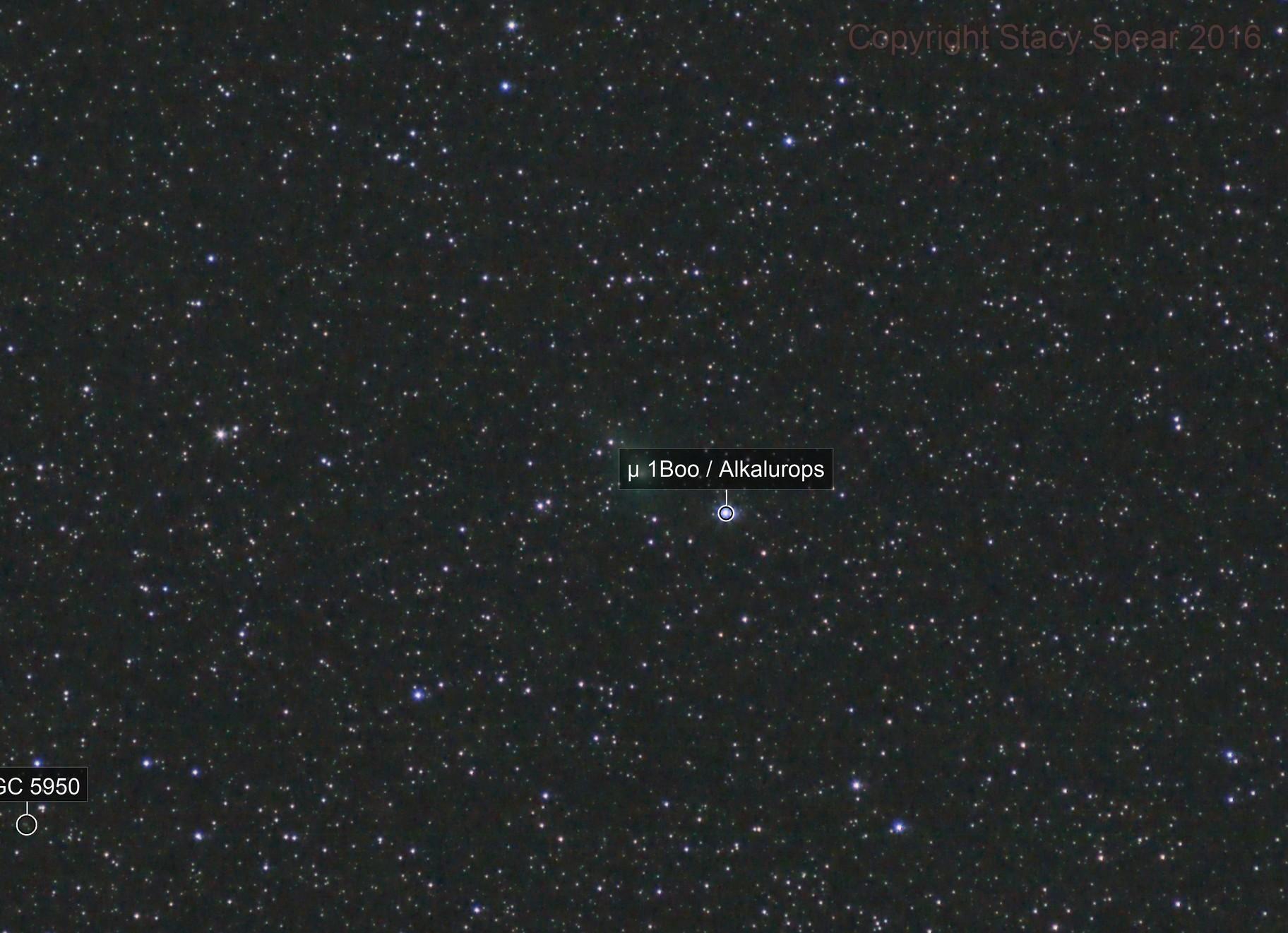 Comet C/2015 V2 Johnson