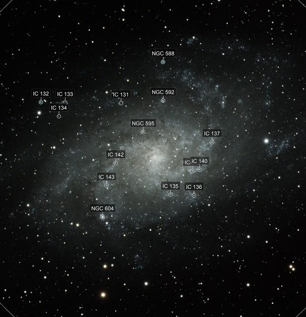 Messier 33, PGC5899