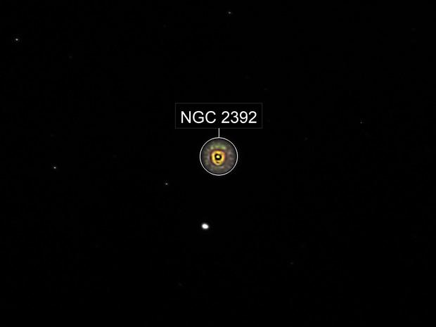 NGC-2392 (Clown Nebula)