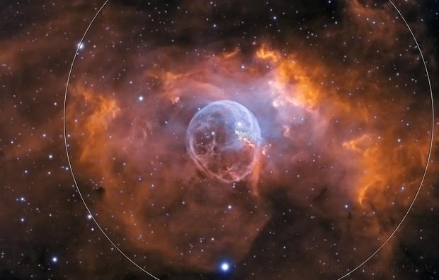 Bubble Nebula NGC7635