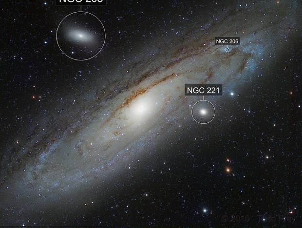 Andromeda Mixed