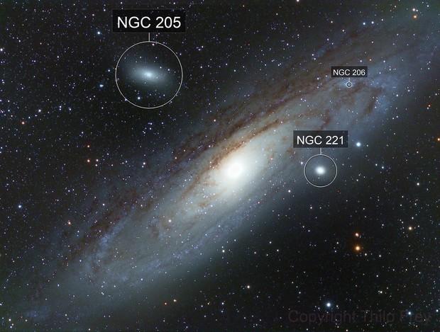 Andromeda 600s ASI
