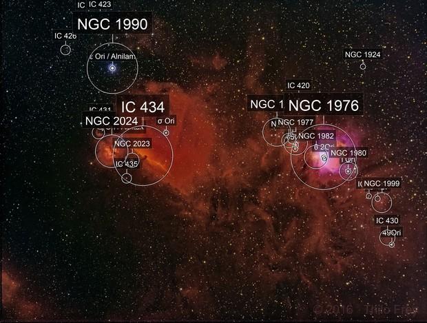 Orion Nebula HSO