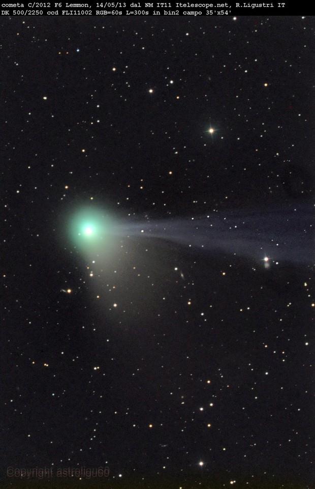 cometa C/2012 F6 Lemmon