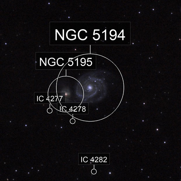 M51 - First Time Successfully Autoguiding