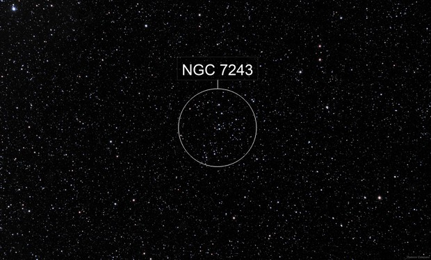 NGC 7243